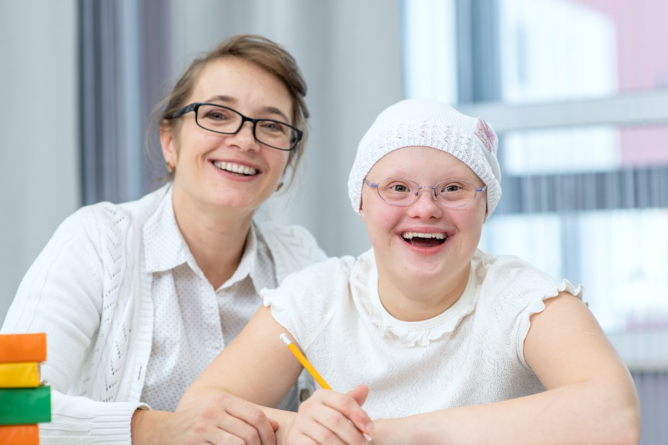 Providing Quality Care to Children With Down Syndrome