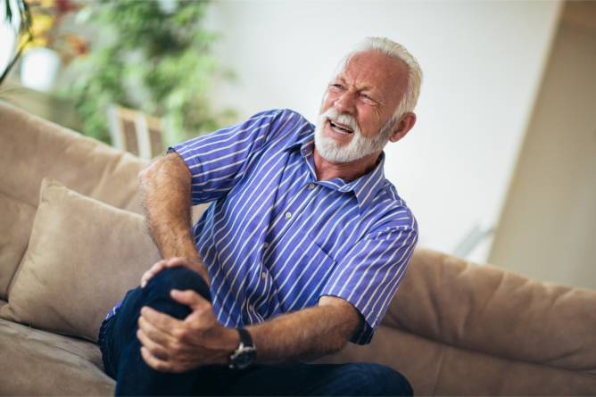 Common Disabilities in Elderly Adults